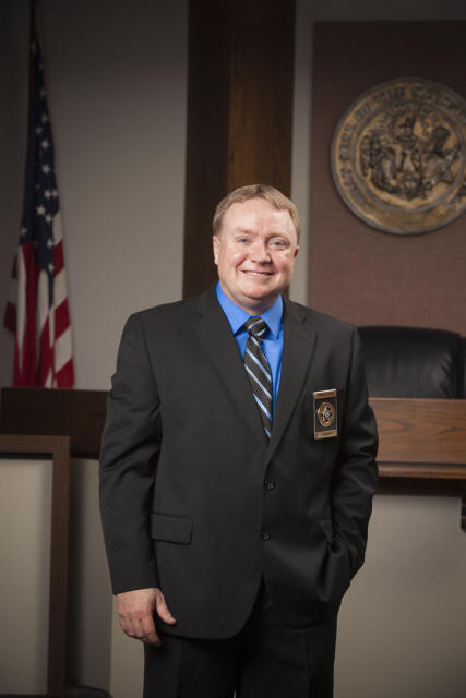 Shane Jones Pope County Sheriff