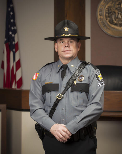 Blake Wilson Pope County Chief Deputy